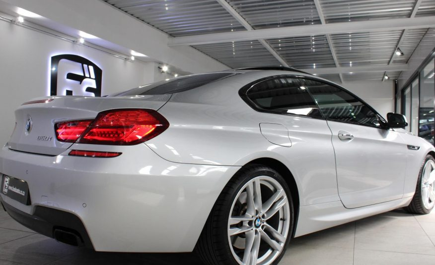 BMW 6 Series 650i Coupe M Sport