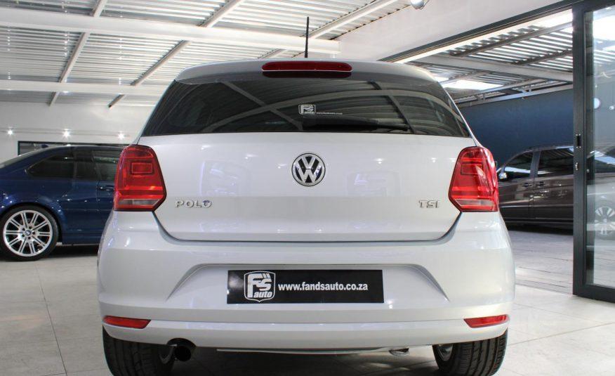 2016 Volkswagen Polo Hatch 1.2TSI Highline