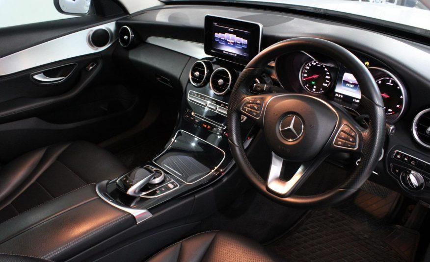 2014 Mercedes-Benz C-Class C220 BlueTec
