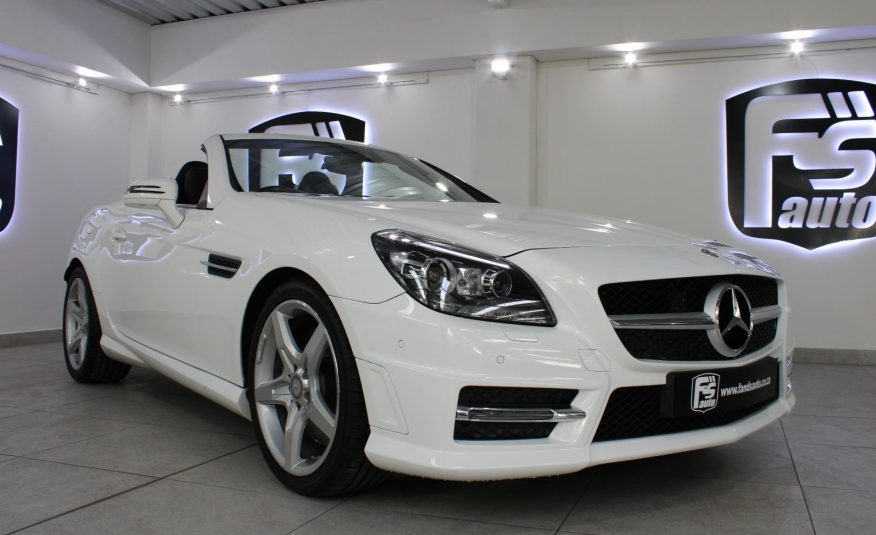 Mercedes-Benz SLK SLK300 AMG Sports