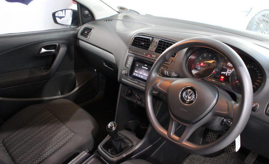 2017 Volkswagen Polo Hatch 1.2TSI Trendline
