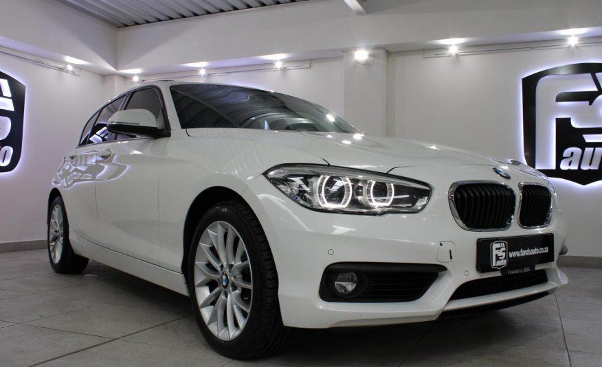 2017 BMW 1 Series 120i 5-Door