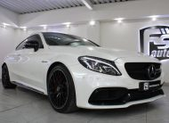 Mercedes-AMG C-Class C63 S Coupe For Sale