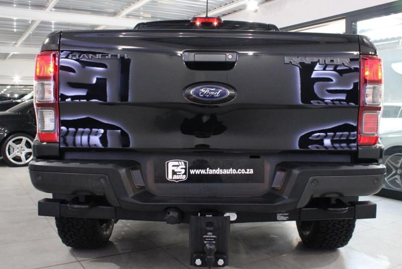 Ford Ranger 2.0Bi-Turbo Double Cab 4×4 Raptor