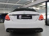 Mercedes-Benz AMG C-Class C63 S