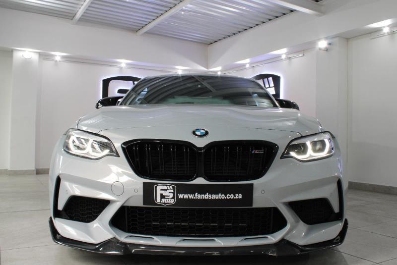 BMW M2 Competition Auto