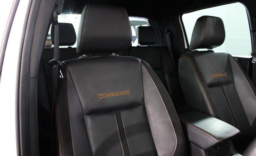 Ford Ranger 3.2TDCi Double Cab Hi-Rider Wildtrak