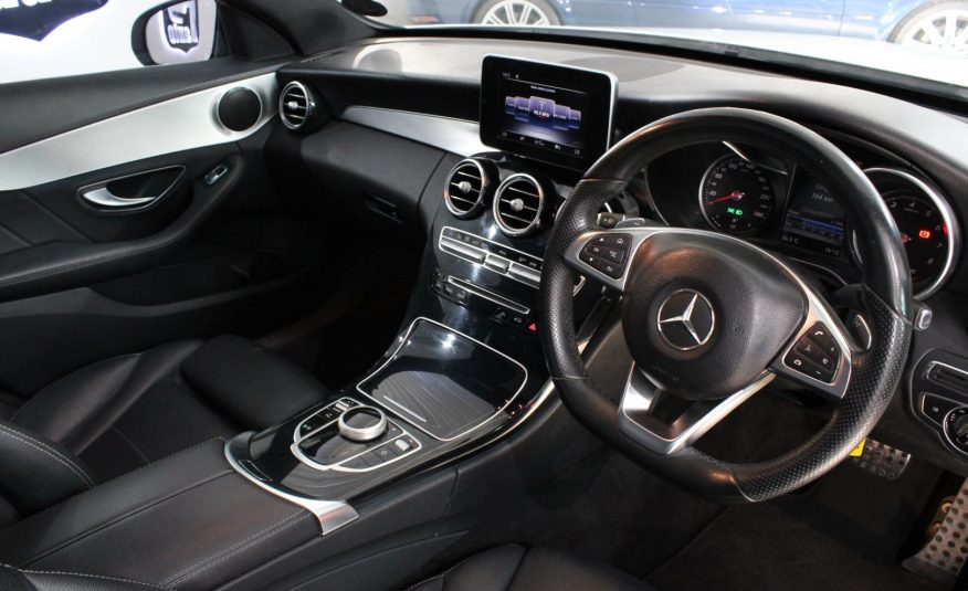 Mercedes-Benz C-Class C180 AMG Line
