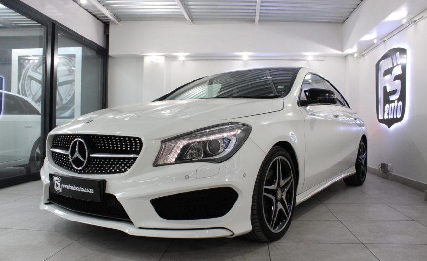 Mercedes-Benz CLA CLA220 CDI 2013