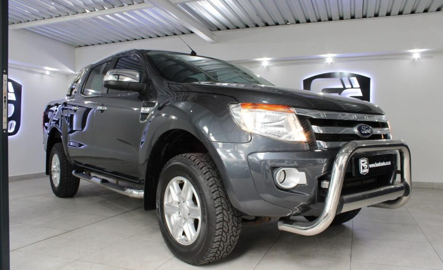 2015 Ford Ranger 3.2TDCi Double Cab