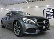 Mercedes-Benz C-Class C200 Coupe 2016