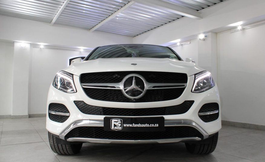 Mercedes-Benz GLE GLE350d Coupe 2016