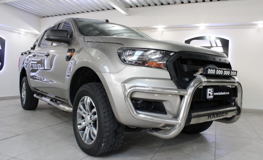 Ford Ranger 2.2TDCi Double Cab 4×4 XL 2018
