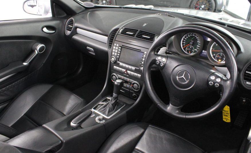 Mercedes-Benz SLK SLK55 AMG 2007