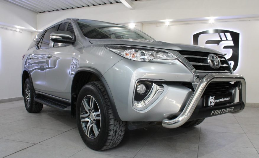 Toyota Fortuner 2.4 GD-6 2017